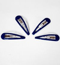 TPP-45-SLD - Hair slides - Navy - One