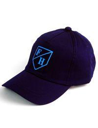 HAT-23-FHS - Baseball hat FHS - Navy/logo