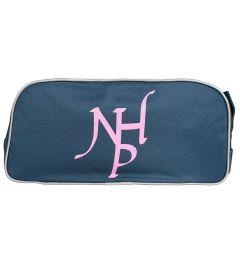 BAG-25-NHP - NHP Bootbag - Navy/Logo - One