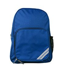 BAG-36-NYL - Backpack - Royal - One