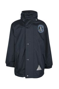JKT-68-DXG - Sports jacket - Navy/royal/logo
