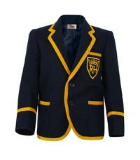 RGY-75-SCP - Rugby top - Royal/Black/White/Lo