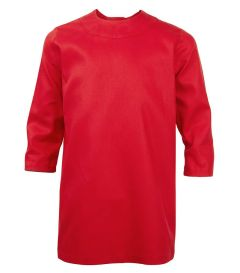 OVE-29-COT - Art overall - Red