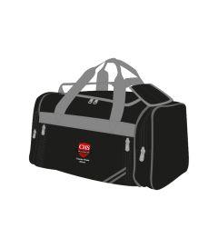 BAG-23-CMN - Sports holdall - Black/logo
