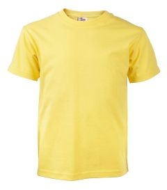 TSH-88-COT - Lawrence House T-shirt - Yellow