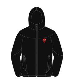 JKT-58-CMN - Thermal jacket - Black/logo
