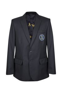 JKT-67-DXG - Sports jacket - Navy/royal/logo