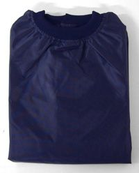 OVE-05-PVC - Waterproof smock - Navy