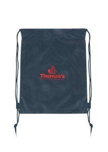 BAG-10-TOM - TOM Swimbag - Navy/logo - One