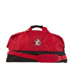 BGS-13-NAM - Sports Holdall - Red/logo - One