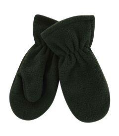 GLV-10-PFL - Fleece mittens - Bottle green - 2-4