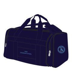 BGS-20-DXG - Sports bag - Navy/logo