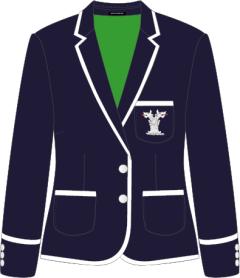 Women's Trinity College Boat Club Blazer